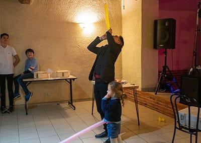 magie ballon enfant